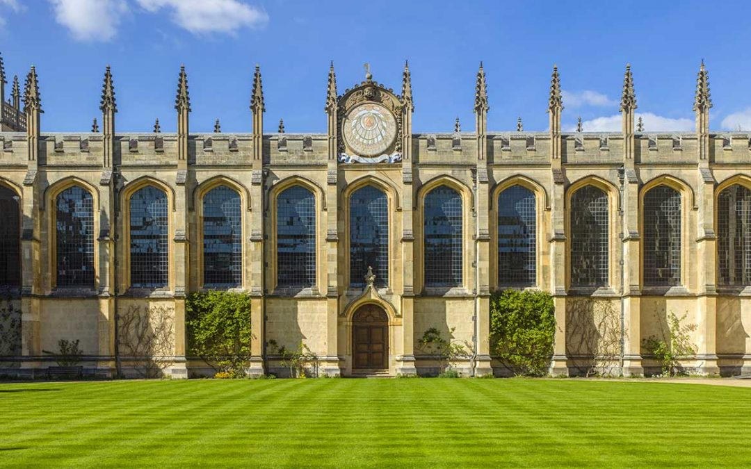 Scott Tallon Walker are appointed to Framework for University of Oxford