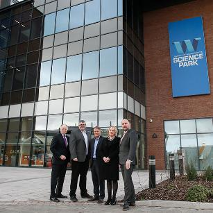 Wolverhampton's Science Centre up for regional building award