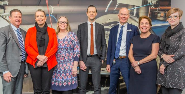 Talent and Skills of former service people promoted at Sci-Tech Daresbury event