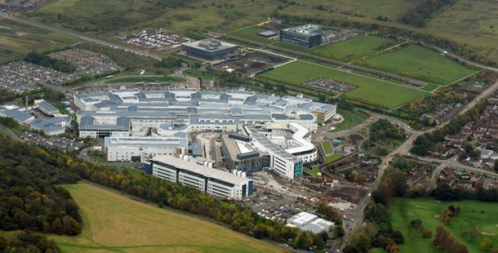 Public partners reach campus-wide agreement for Edinburgh BioQuarter
