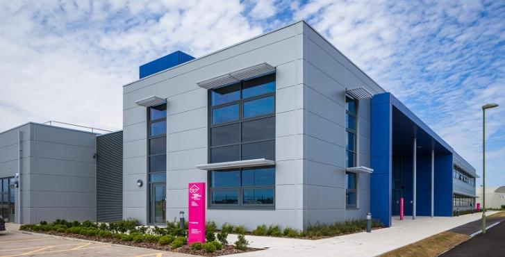 Companies move into £7m extension at Fareham Innovation Centre