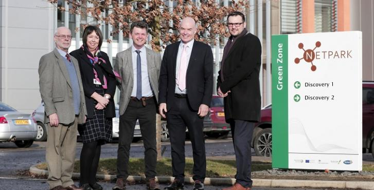 Pioneering chemical development firm makes £500,000 move to NETPark