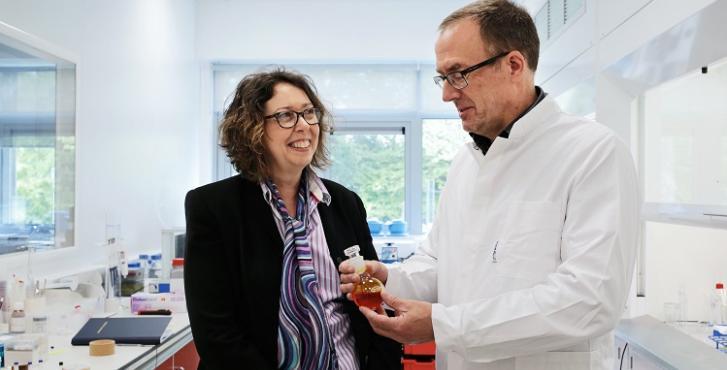 NETPark firm wins multi-million investment for pioneering drug