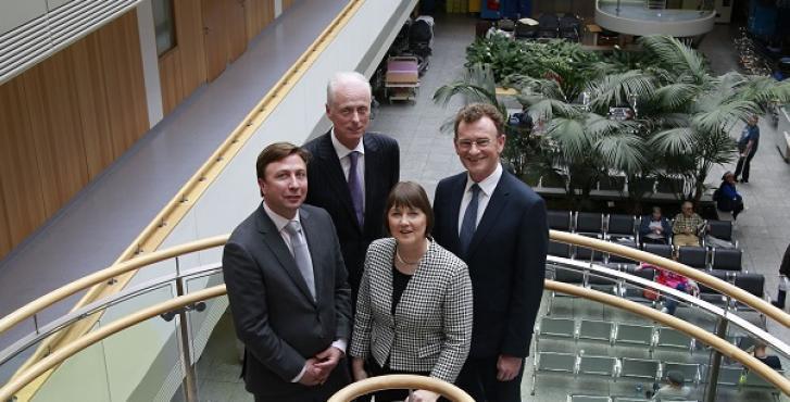 University College Dublin opens Ireland's first hospital knowledge transfer network