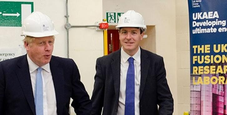 PM hails 'world-leading' fusion research at Culham Science Centre