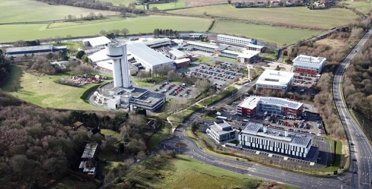 Sci-Tech Daresbury reports strong year in face of global pandemic