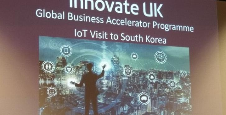 Sensor City on IoT Korea mission