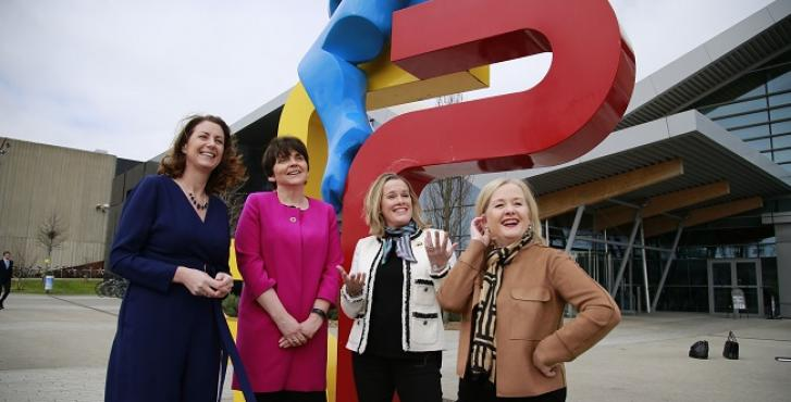 Leading University College Dublin Professors and RTE Journalists encourage more female experts to take to the airwaves