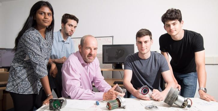 The University of Warwick students who designed a new product – in their summer holidays
