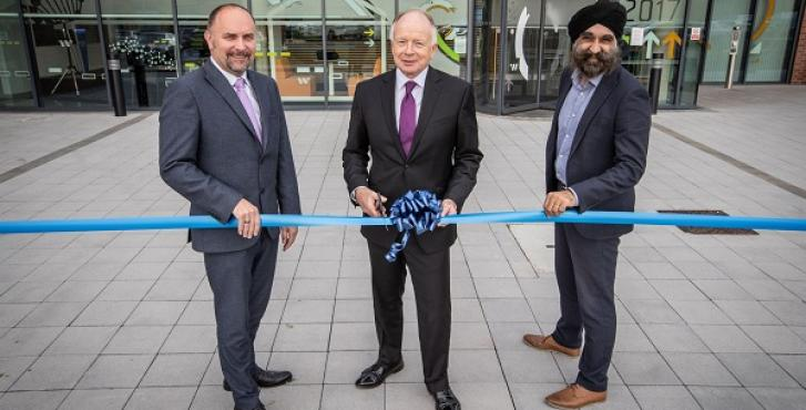 New Science Centre Officially Opened