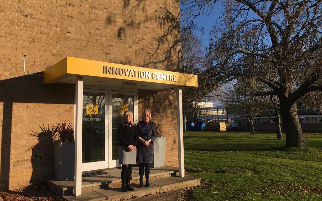 Innovative science and technology start-ups praise support of Oxfordshire's 'hot hub' of innovation