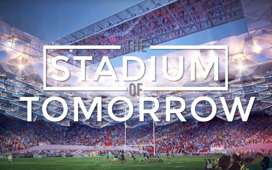 New HOK Video: Designing the Perfect Rugby Stadium