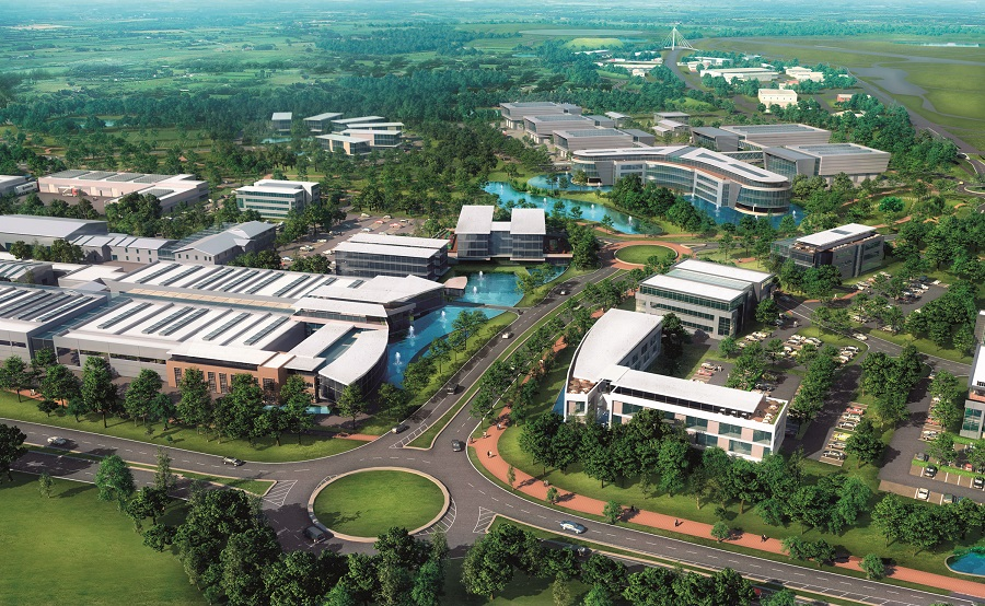 Britishvolt plan new global HQ at MIRA Technology Park