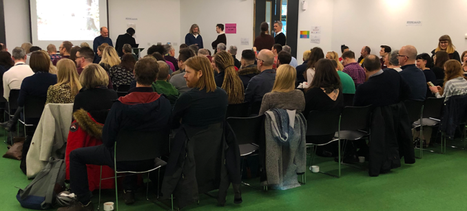 An Appetite for Change: Sheffield Sustainability Network Launch