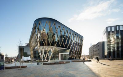 """The Catalyst on Newcastle Helix awarded BREEAM """"Outstanding"""" rating"""