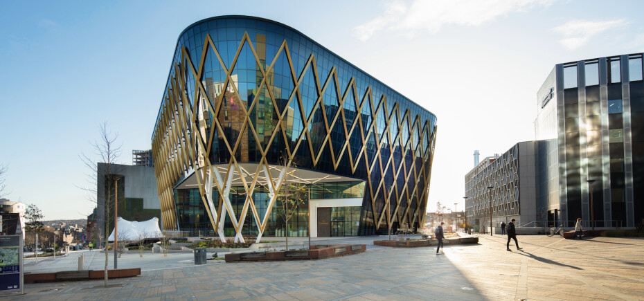 £50m National Innovation Centre completes at Newcastle Helix