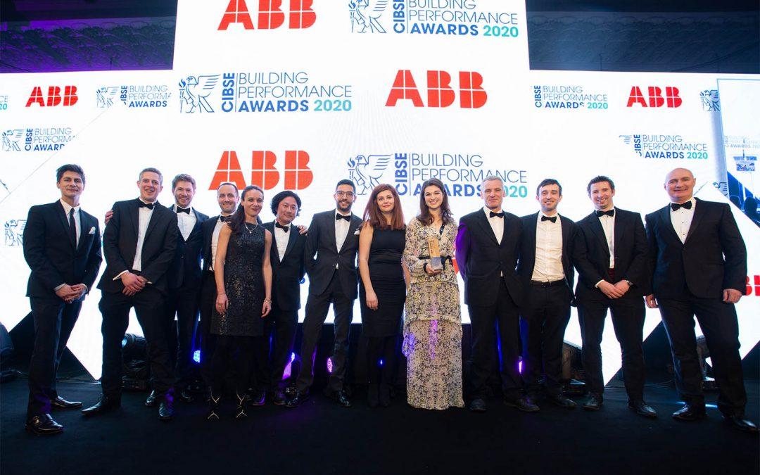 Buro Happold wins three 2020 CIBSE Building Performance Awards