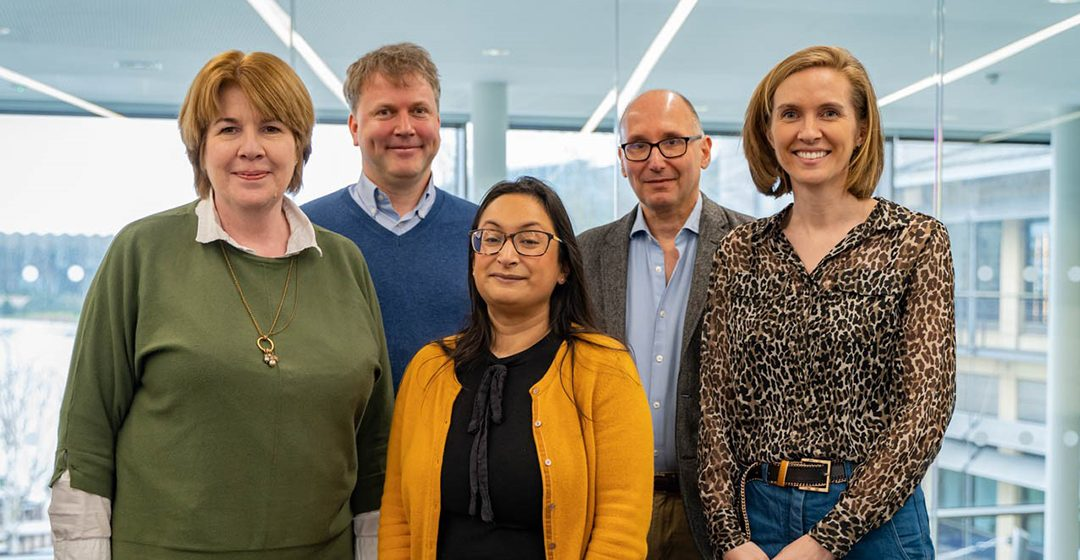 Equality and Diversity Champions celebrated at the Wellcome Genome Campus