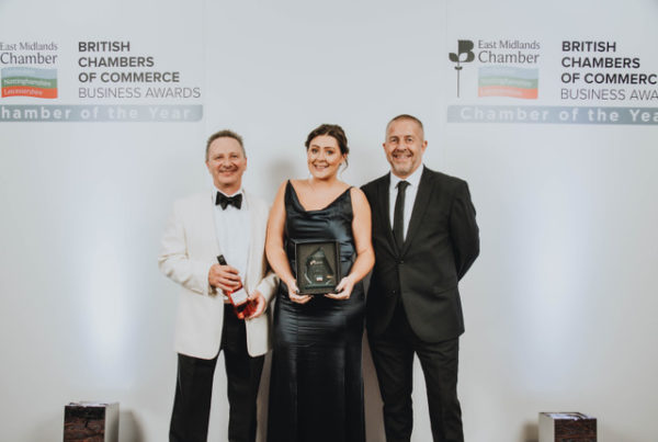 Thriving Nottinghamshire business hub named as Business Venue of the Year