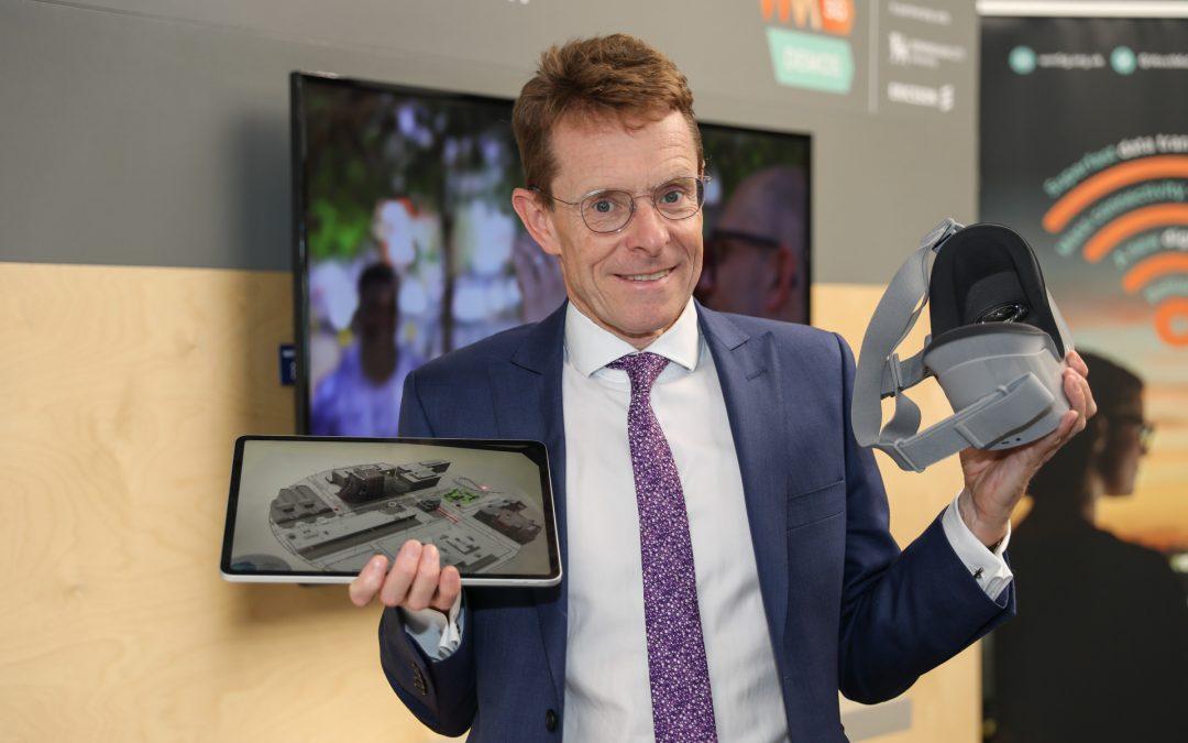 Three UK cities to build 5G accelerators