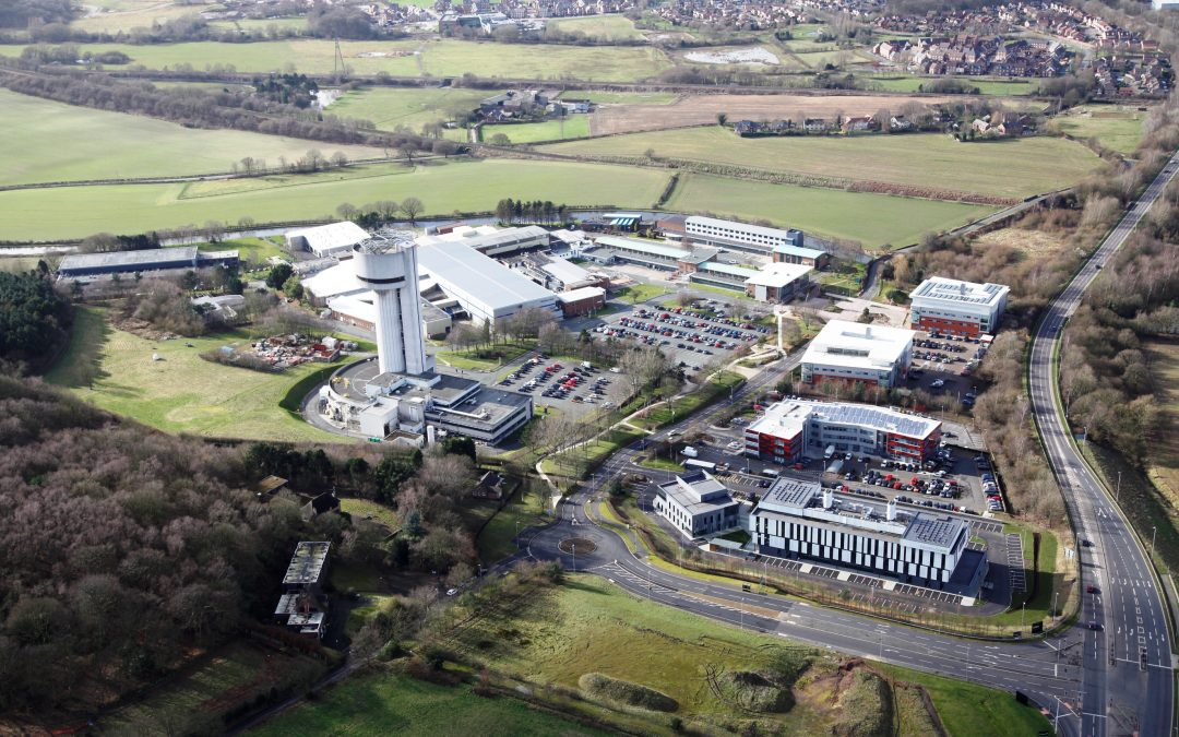 Sci-Tech Daresbury businesses unite to support development of COVID-19 tests