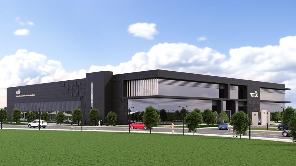 Vaccines manufacturing centre build fast tracked at Harwell Campus