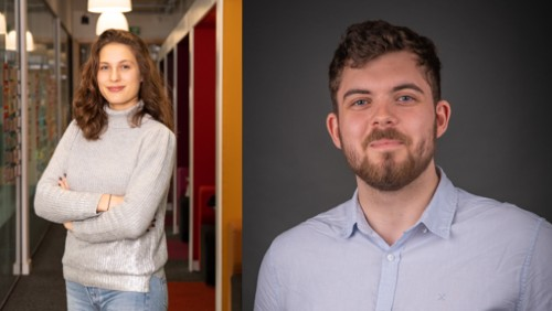 Student-led AI system win top prize in New Enterprise Competition