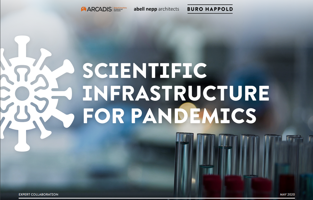 Buro Happold: Repurposing UK scientific infrastructure to respond to Covid-19 and future pandemics