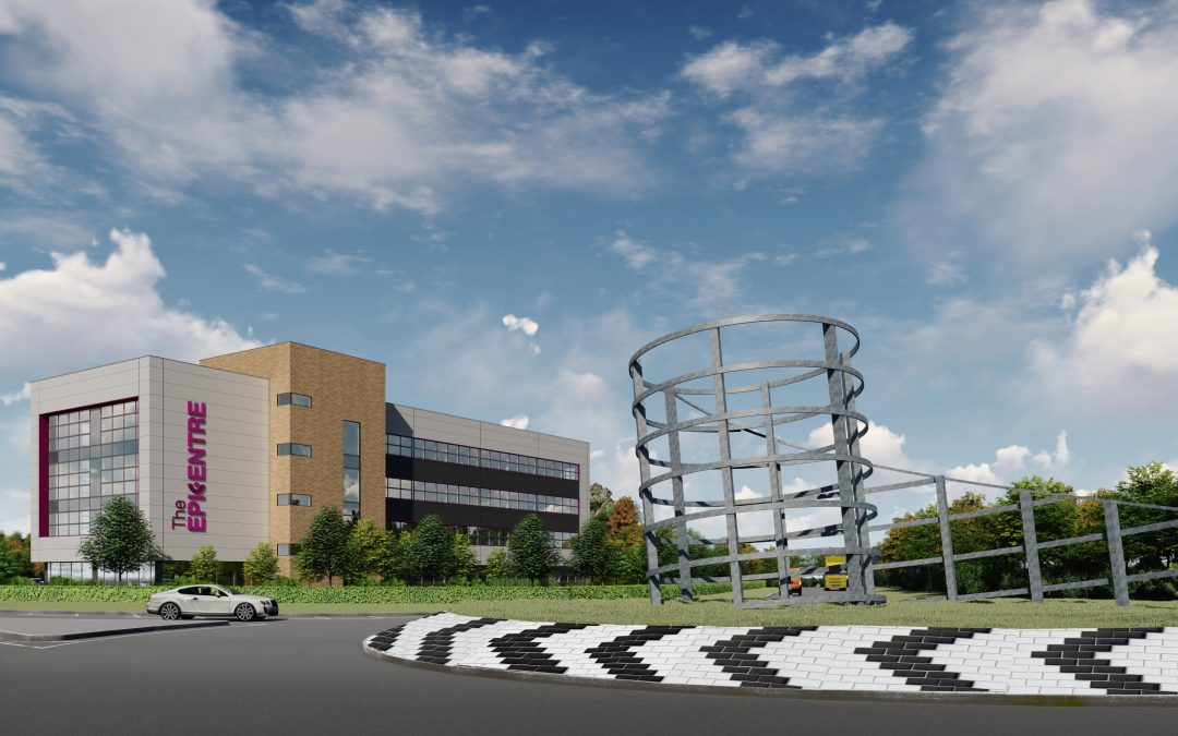 Oxford Innovation launches marketing for the Epicentre at Haverhill Research Park