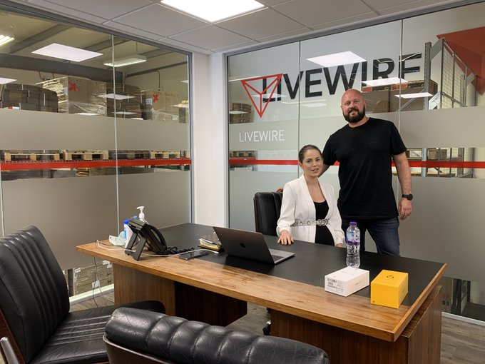 5G Mobile broadband specialist Livewire preparing for Silverstone Park scale-up