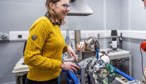 Silverstone Park celebrates International Women in Engineering Day