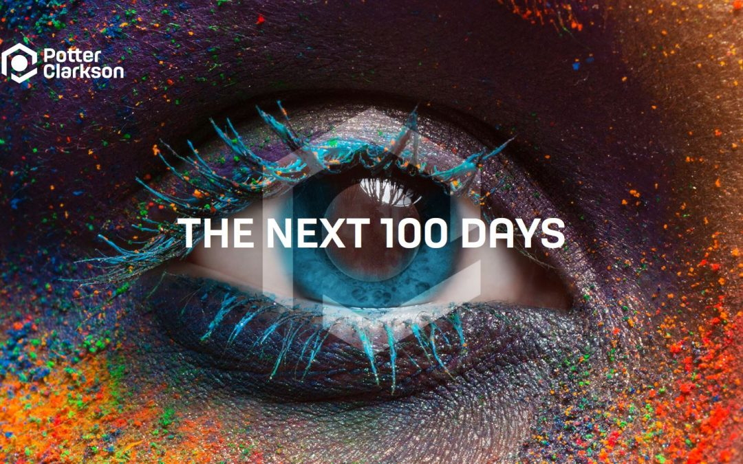 The Next 100 Days: Getting an accurate picture of your IP position