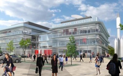 Space Park Leicester selected for ESA start-up project