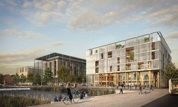 Six companies shortlisted for £400M Golden Valley development project