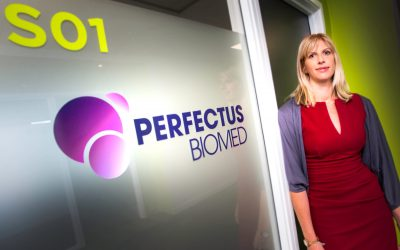 Sci-Tech Daresbury business Perfectus Biomed looks to accelerate international growth following merger with US firm Extherid Biosciences