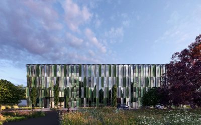 Harwell Campus to increase office accommodation after planning permission secured