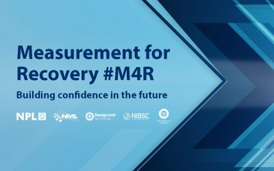 NPL-led programme, Measurement for Recovery (M4R), invests in UK innovation