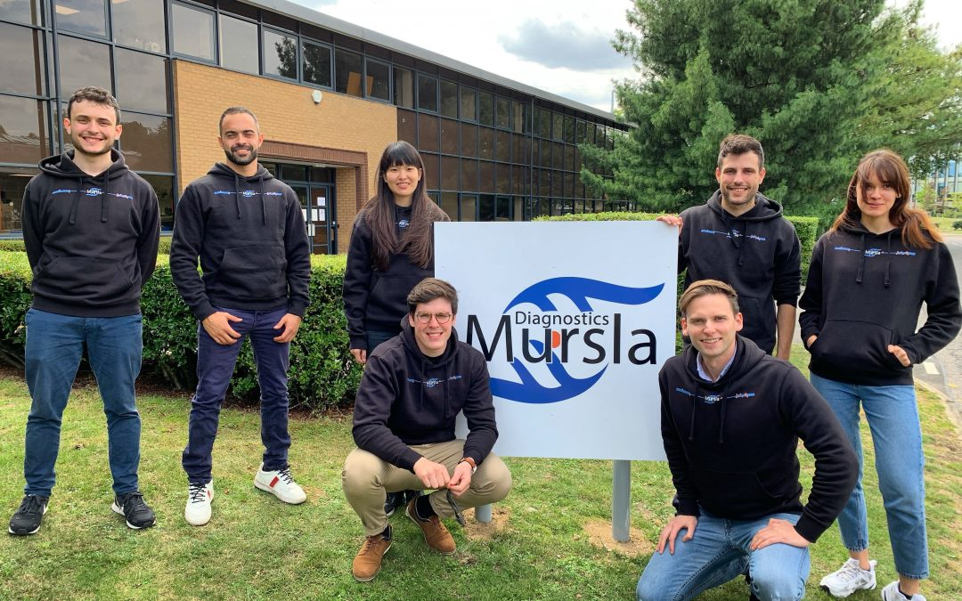 Mursla raises additional £0.5M funding to progress development of its exosome-based novel technology platform for cancer detection