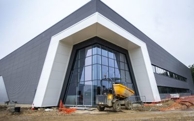 "Silverstone Park Enterprise Zone ""a magnet"" for high tech, high growth businesses"