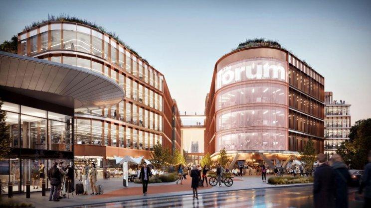 Digital Forum at heart of £85m King's Quarter plan
