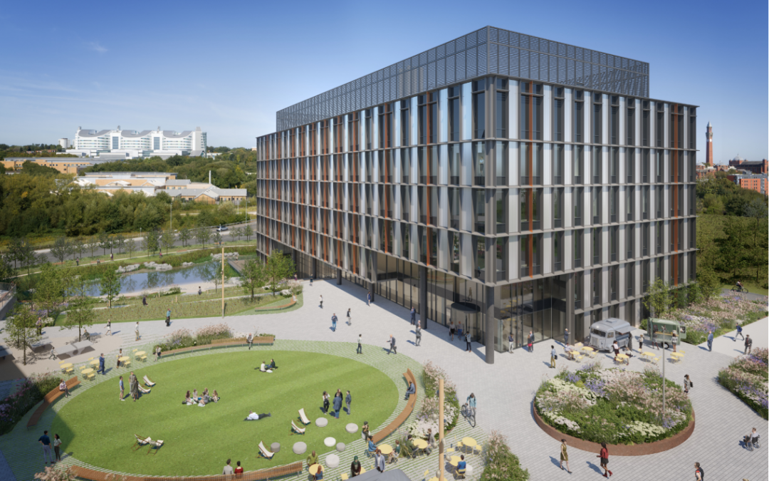 £210m world-class life science campus set for the West Midlands
