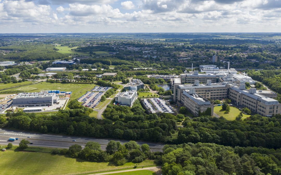 Stevenage named high potential opportunity zone for cell and gene therapy