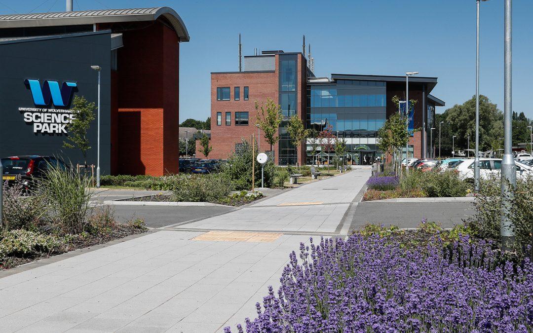 University of Wolverhampton Science Park celebrates 25 years