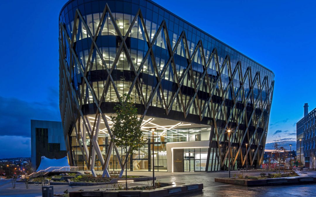 Constructing Excellence: An Ageing Intelligent Building