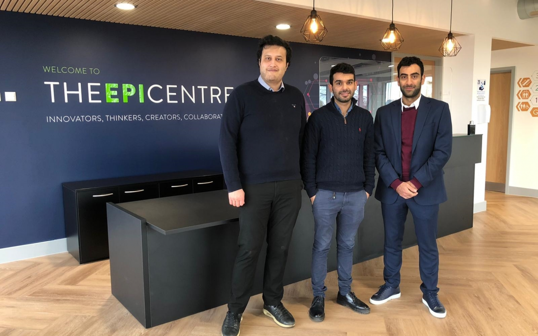 First occupier signed for laboratory facilities at The EpiCentre