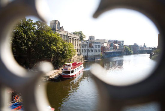 University to take lease of York's Guildhall in 2021