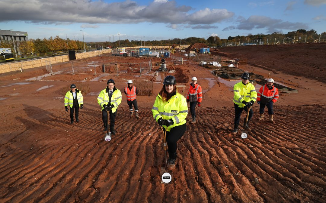 Funding approved and work starts on £17.8m Sci-Tech Daresbury development