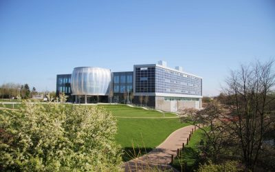Stevenage Bioscience Catalyst opens the lab hotel with it's first residents