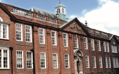 Rothamsted's iconic Russell Building opens for business