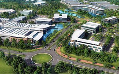 £100 million autonomous vehicle development centre nears completion at MIRA Technology Park